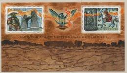 Österreich 2009  Carnuntum Und Gerulata MiNr.: BL 53** Postfrisch; Austria MNH Sheetlet Scott: 2220 Yt: BF55 - Blocks & Sheetlets & Panes
