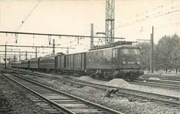 090719B - TRANSPORT TRAIN CHEMIN DE FER - PHOTO HERMANN - OUEST - SNCF - F - Bahnhöfe Mit Zügen