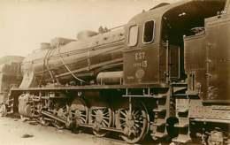 090719B - PHOTO TRANSPORT TRAIN CHEMIN DE FER - EST Loco Série 13 VAIRES - Stations With Trains