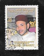 TIMBRE OBLITERE DU MAROC DE 2003 N° MICHEL 1437 - Marocco (1956-...)