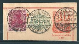 Briefstück - Deutschland