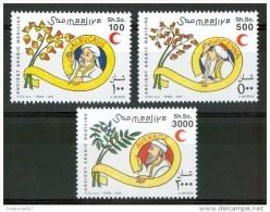 2003 Somalia Piante Medicinali Medicinal Plants Plantes Médicinales MNH** - Somalia (1960-...)