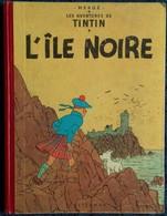 Hergé - Les Aventures De Tintin ( 7 ) - L'Île Noire  - Casterman - ( 1957 ) . - Tintin