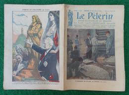 Revue Illustrée Le Pèlerin - Août 1923 - L'industrie De La Soie En Orient - La Destruction Des Mulots Dans L'Aube - Journaux - Quotidiens