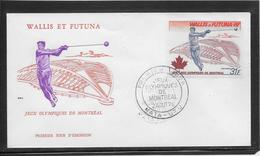 Thème Jeux Olympiques - Montréal 1976 - Sports - Enveloppe - Estate 1976: Montreal
