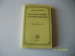 Contes Hongrois 1990 - Livres, BD, Revues