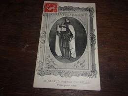 15  CANTAL SAINT GERAUD PATRON D AURILLAC PRIEZ POUR NOUS - Aurillac