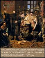 Poland 2019 Fi BLOK 336 Mi BLOCK 290 450 Years Of Union Of Lublin - 1944-.... República