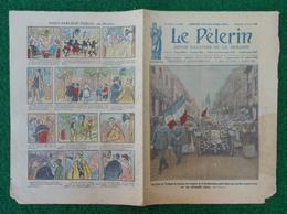 Revue Illustrée Le Pèlerin - Août 1923 - La Fête Des Cormorans Entre Penmarch Et Saint-Guénolé En Bretagne - Journaux - Quotidiens