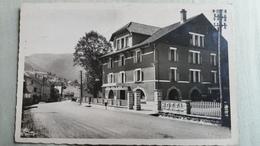 CPSM SAINT MAURICE SUR MOSELLE VOSGES HOTEL RELAIS DES BALLONS 1953 ED CIM - Andere Gemeenten