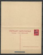 Estland Estonia 1934 Postal Stationery Mit Antwortteil With Response Part Ganzsache Sauber Ungebraucht/unused - Estland