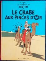 Hergé - Les Aventures De Tintin ( 9 ) - Le Crabe Aux Pinces D'or - Casterman - ( 1966 ) . - Tintin