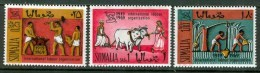 1969 Somalia Organizzazione Nazionale Del Lavoro Set MHH** - Somalia (1960-...)