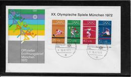 Thème Jeux Olympiques - Munich 1972 - Document - Summer 1972: Munich