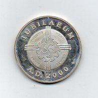 Vaticano - Medaglia Giubileo Del 2000 - Gesù Cristo - Argento - Vedi Foto - (MW2498) - Italia