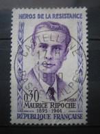 FRANCE    N° 1250 - OBLITERATION RONDE - Francia