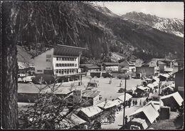 Italien -  Brennero - Brennerpass - Agip- Hotel - Parkplatz - Cars - LKW - Bus - Railway ( 50er Jahre) - Bolzano