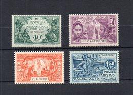 !!! PRIX FIXE : NOUVELLE CALEDONIE, SERIE N°162/165 NEUVE ** - New Caledonia