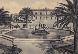 TRAPANI-PIAZZA VITTORIO EMANUELE-CARTOLINA VIAGGIATA IL 13-2-1959 - Trapani