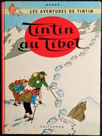 Hergé - Les Aventures De Tintin ( 20 ) - Tintin Au Tibet - Casterman - ( 1966 ) . - Tintin