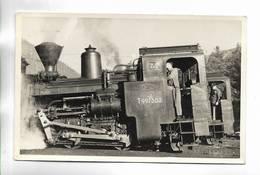 AUTRICHE - Zahnrad-Lokomotive Der Schneebergbahn. Puchberg - Hochschneeberg. Carte Glacée - Other