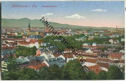 Mülhausen Im Elsass - Mulhouse - Gesamtansicht - Verlag Emil Hartmann Strassburg - Mulhouse
