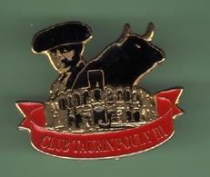 CLUB TAURIN POULY III *** 1028 (49) - Bullfight - Corrida
