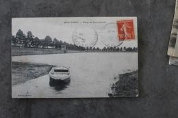 Bois D'Arcy  Cinq CP Anciennes étang De St Quentin 193 194 195 196 Et 197 CP02 - Bois D'Arcy