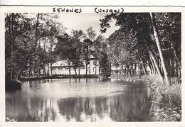 88 - SENONES - Les Etangs Du Château - CPSM - Senones