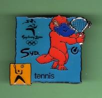 JO SYDNEY 2000 *** TENNIS *** 1028 (49) - Olympic Games
