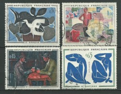 FRANCE: Obl., N° YT 1319 à 1322, Série , TB - France
