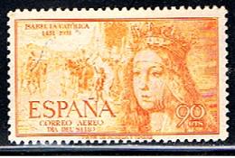 (3E 296) ESPAÑA // YVERT 251 PA // EDIFIL 1098 // 1951  NEUF - Posta Aerea