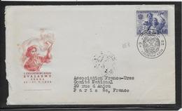 Tchécoslovaquie - Lettre - Cartas