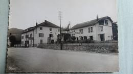 CPSM SAINT MAURICE SUR MOSELLE VOSGES HOTEL PENSION DE FAMILLE HOCQUEUX  ED CIM UNE CROIX SYLO - Andere Gemeenten
