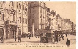 [83] Var > Toulon Carré Du Port - Toulon