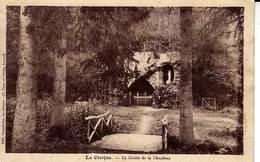 88 - LE CLERJUS - La Grotte De La Chaudeau - - Vittel Contrexeville