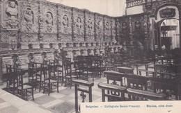 619 Soignies Collegiale Saint Vincent  Stalles Cote Droit - Soignies