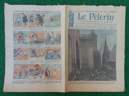 Revue Illustrée Le Pèlerin - Septembre 1923 - Corps D'occupation Du Maroc - Missions Du Service De Santé - Kranten