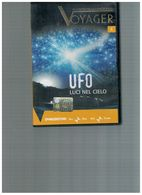 UFO LUCI NEL CIELO VOYAGER 4 DE AGOSTINI RAI ROBERTO GIACOBBO - DVD