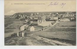 ARROMANCHES - Vue Générale Prise De La Falaise De Tracy - Arromanches