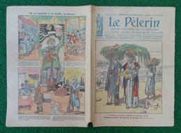 Revue Illustrée Le Pèlerin - Septembre 1923 - Paysannes En Palestine - Assassinat Entre Janina Et Santi Quaranta - Journaux - Quotidiens