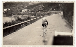 FOTOGRAFIA - CICLISMO ANTEGUERRA - CORSA CICLISTICA - COPPA GABRIELLA ZUCCHI - Vedi Retro - Ciclismo