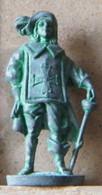 MONDOSORPRESA, (SLDN°49) KINDER FERRERO, SOLDATINI IN METALLO MOSCHETTIERI, E26 - 35MM - Figurines En Métal