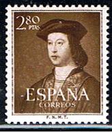 (3E 313) ESPAÑA // YVERT 830 // EDIFIL 1110 // 1952  NEUF - 1931-Aujourd'hui: II. République - ....Juan Carlos I