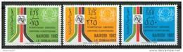 1982 Somalia Conferenza Plenipotenziaria  Set MNH** - Somalia (1960-...)