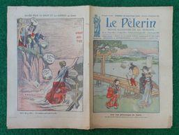 Revue Illustrée Le Pèlerin - Septembre 1923 - Un Vue Du Japon - M. Maginot Et Le Maréchal Joffre à Meaux - Journaux - Quotidiens