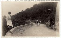 FOTOGRAFIA - CICLISMO - CORSA CICLISTICA - ANTEGUERRA - LUOGO DA CLASSIFICARE - Vedi Retro - Ciclismo