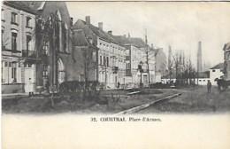COURTRAI - PLACE D'ARMES - Belgique