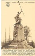 COURTRAI - MONUMENT DES EPERONS D'OR OU DE GROENINGHE - Andere