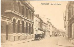 MOUSCRON - RUE DE LA STATION - Andere
